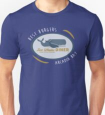 Two Whales Diner Shirt T-Shirt