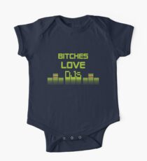 Bitches Love DJs Kids Clothes