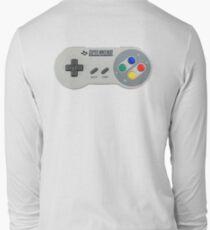 SNES Controller Long Sleeve T-Shirt