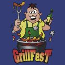 GrillFest by cardvibes