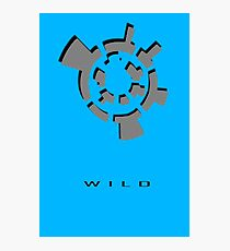 Chozo Artifact of Wild - 3D Minimalist Photographic Print