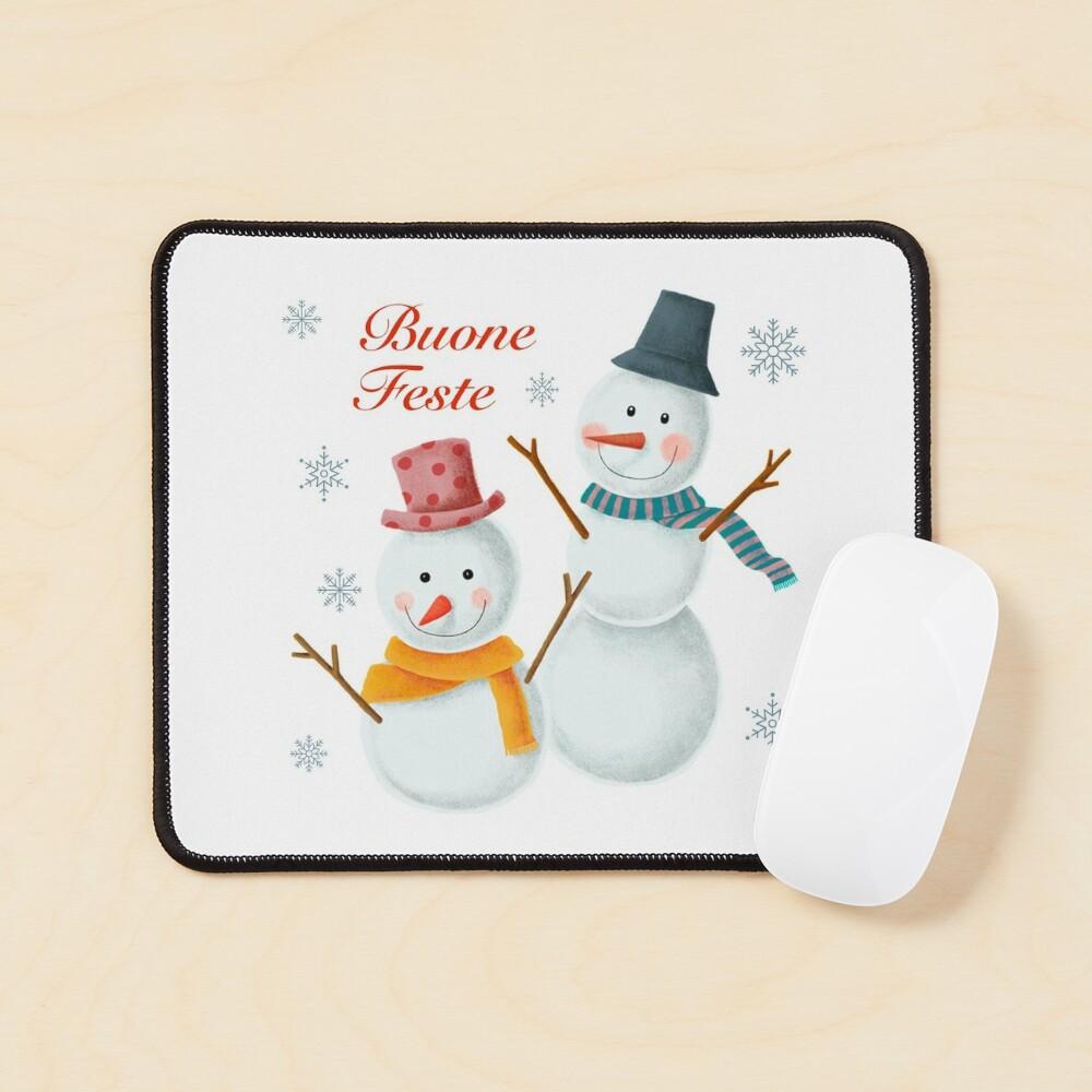 Buone Feste Mouse Pad