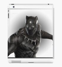 Super heroes Black Panther iPad Case/Skin