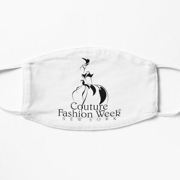 Couture Fashion Week New York Flat Mask