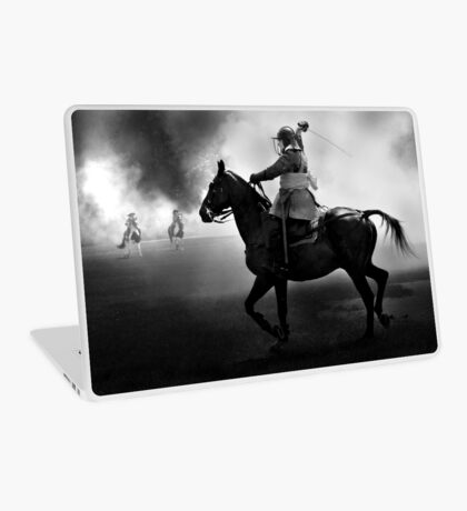 Cavalry Charge Laptop Skin