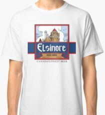 """Elsinore Beer"" - as seen on ""Strange Brew"" Classic T-Shirt"