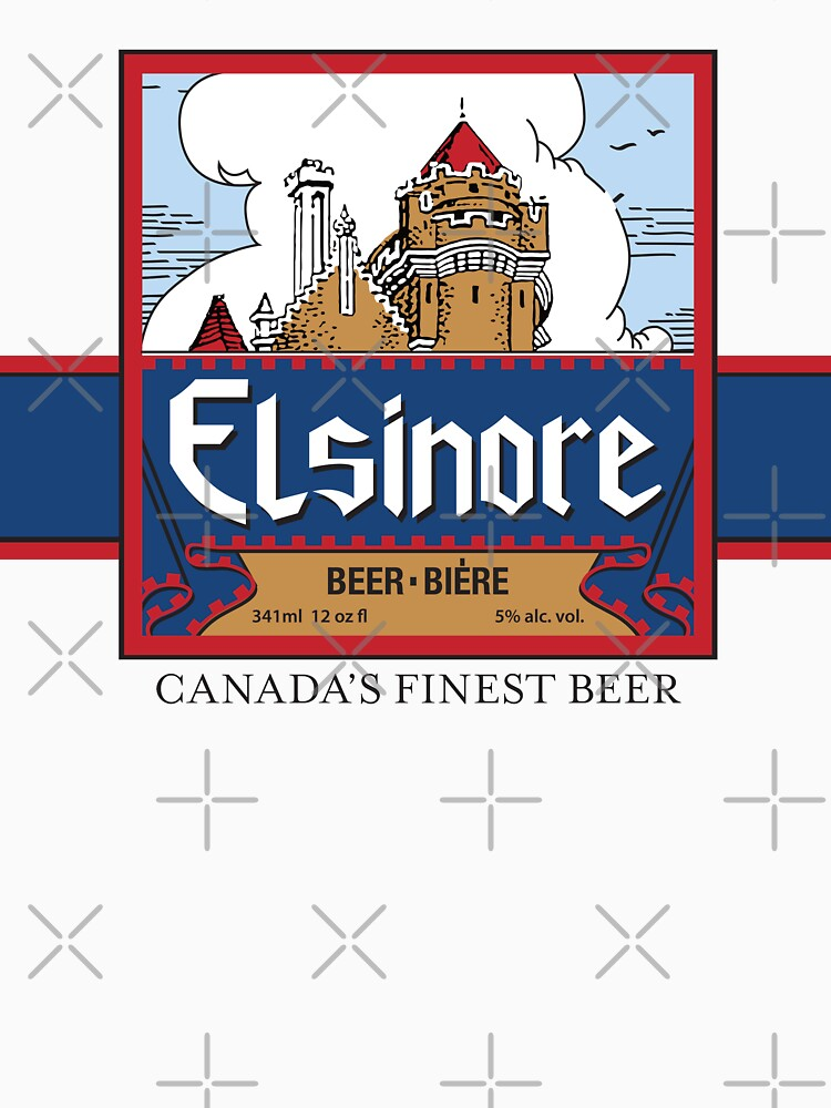 """Elsinore Beer"" - as seen on ""Strange Brew"" by vertigocreative"