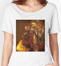 God Emperor Trump Women's Relaxed Fit T-Shirt