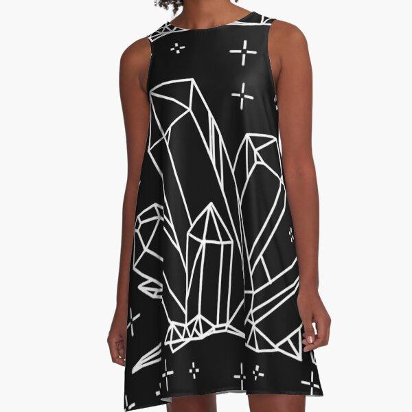 Geology Rocks A-Line Dress