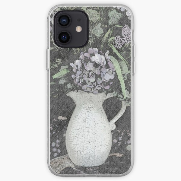 Purple Luxury iPhone Soft Case