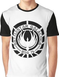 Battlestar Galactica Graphic T-Shirt