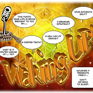 This Month's Sponsor - Waking UP by Paulreynolds