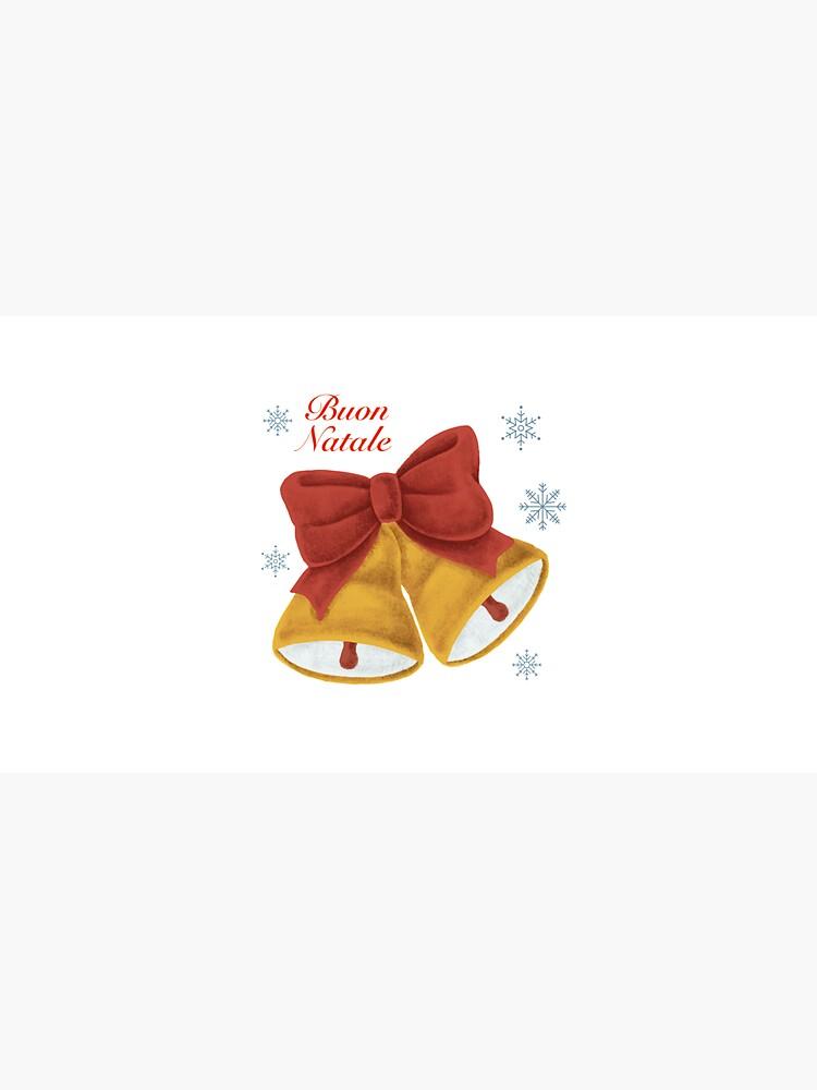 Buon Natale Bells by ItaliaStore