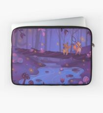 Catching Fireflies Laptop Sleeve
