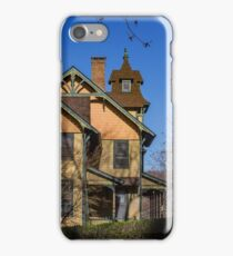 Old House In Main Street Historic District | Cold Spring Harbor, New York iPhone Case/Skin