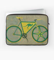 Australia Bike Laptop Sleeve