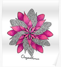 Chrysanthemum-November 5th Poster