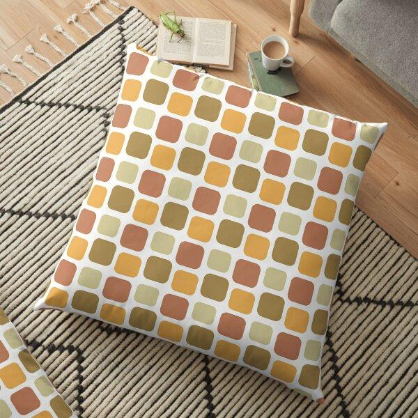 List Floor Pillow