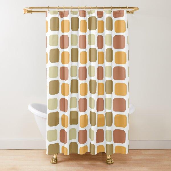 List Shower Curtain
