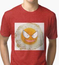 Sunny Side Gastly Tri-blend T-Shirt