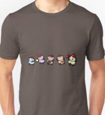 Panda Parade!! Unisex T-Shirt