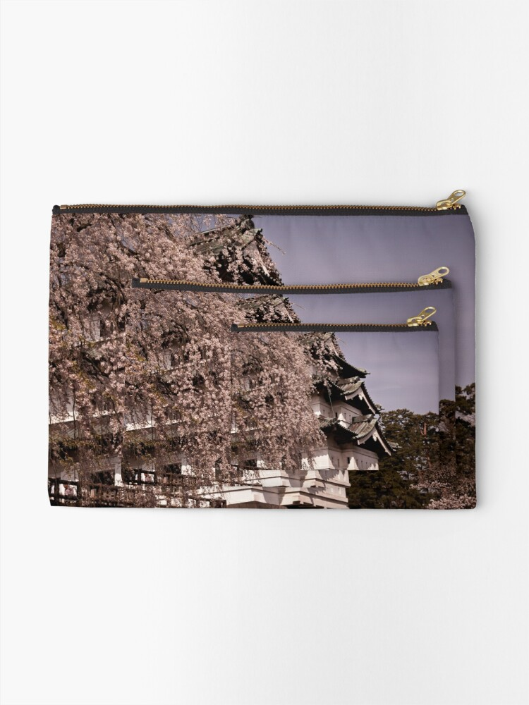 Alternate view of Sentinel Zipper Pouch