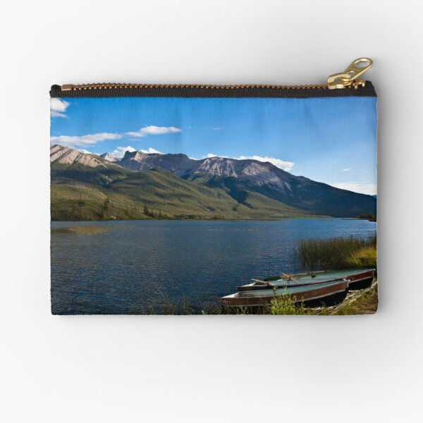 Jasper National Park Zipper Pouch
