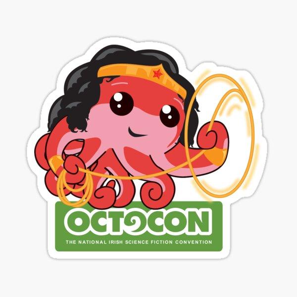 Wonder Octo Sticker