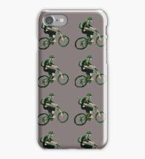 Mountain Biking  iPhone Case/Skin
