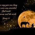 Prayer of a Cowboy by Bonnie T.  Barry