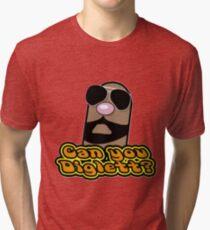 Can You Diglett? Tri-blend T-Shirt