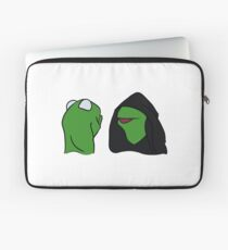 Evil Kermit Laptop Sleeve