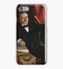 U.S. President Grover Cleveland Portrait iPhone Case/Skin