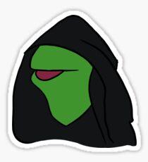 Evil Kermit - Eviler Edition Sticker