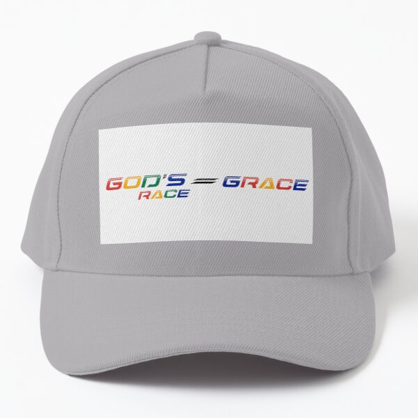 The Wenda Nel Collection: God's Race = GRACE  Baseball Cap