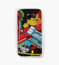 Clash of the Robot Titans Samsung Galaxy Case/Skin