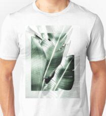 Bananenblatt ähnlich Slim Fit T-Shirt
