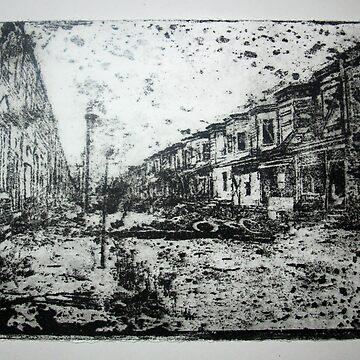 The City Invincible (Camden, N.J.) by antoniozart