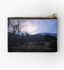Blue Morning Studio Pouch