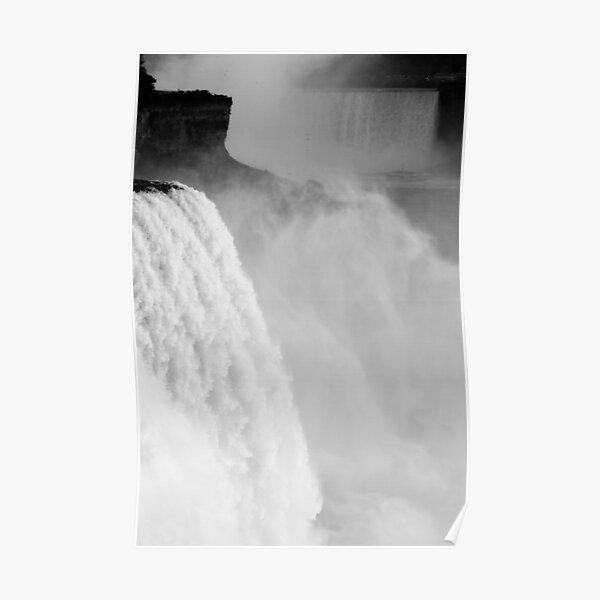 Niagara Falls - American side Poster