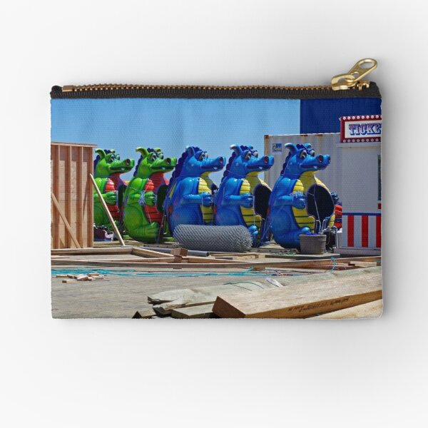 The Irony of It All. Zipper Pouch