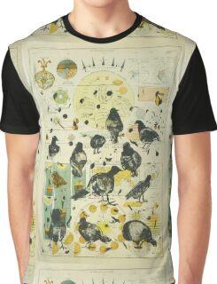 Global Pigeon Graphic T-Shirt