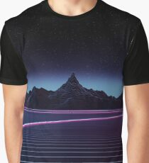 Highway Graphic T-Shirt
