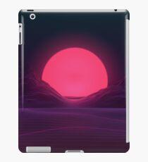 Vinilo o funda para iPad Puesta de sol de neón