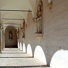 Monastery of Montecassino - Italy by Arie Koene