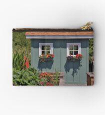 University Place Garden Tour - Home #! Garden Shed Studio Pouch