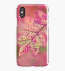 Bilberry Autumn Leaves iPhone Case/Skin
