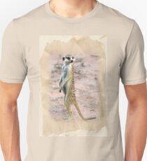 Meerkat Sentinel Unisex T-Shirt
