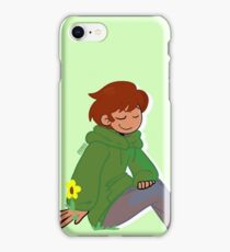 Eddsworld Inspired 'The World Is What You Make It' iPhone Case/Skin