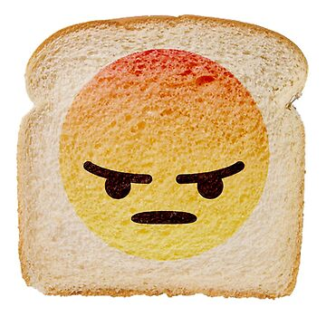 angery bread by RefrainityStore
